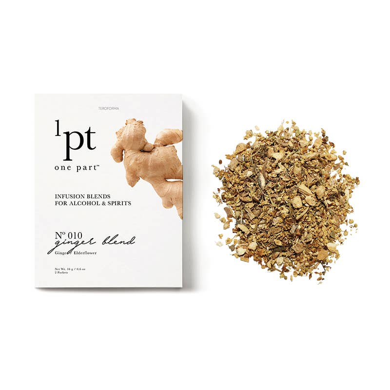 Ginger 1pt Infusion Pack