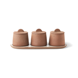 Canyon Spice Jar - Set of 3