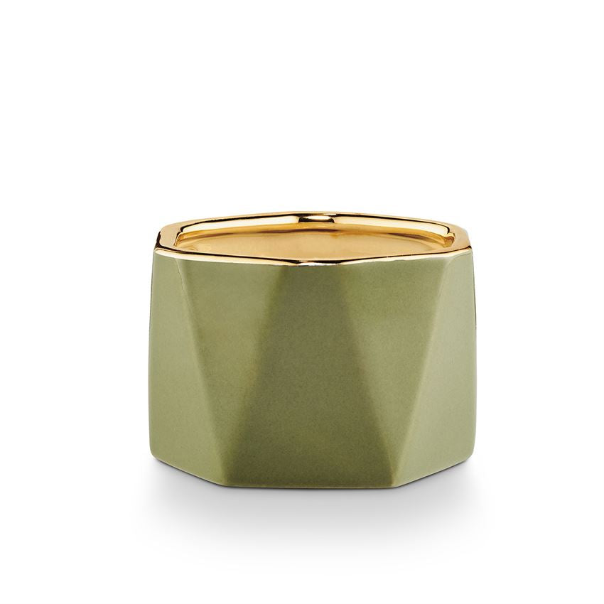 Balsam & Cedar Electroplated Dylan Candle