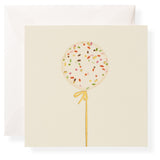 Confetti Balloon - Enclosure Card