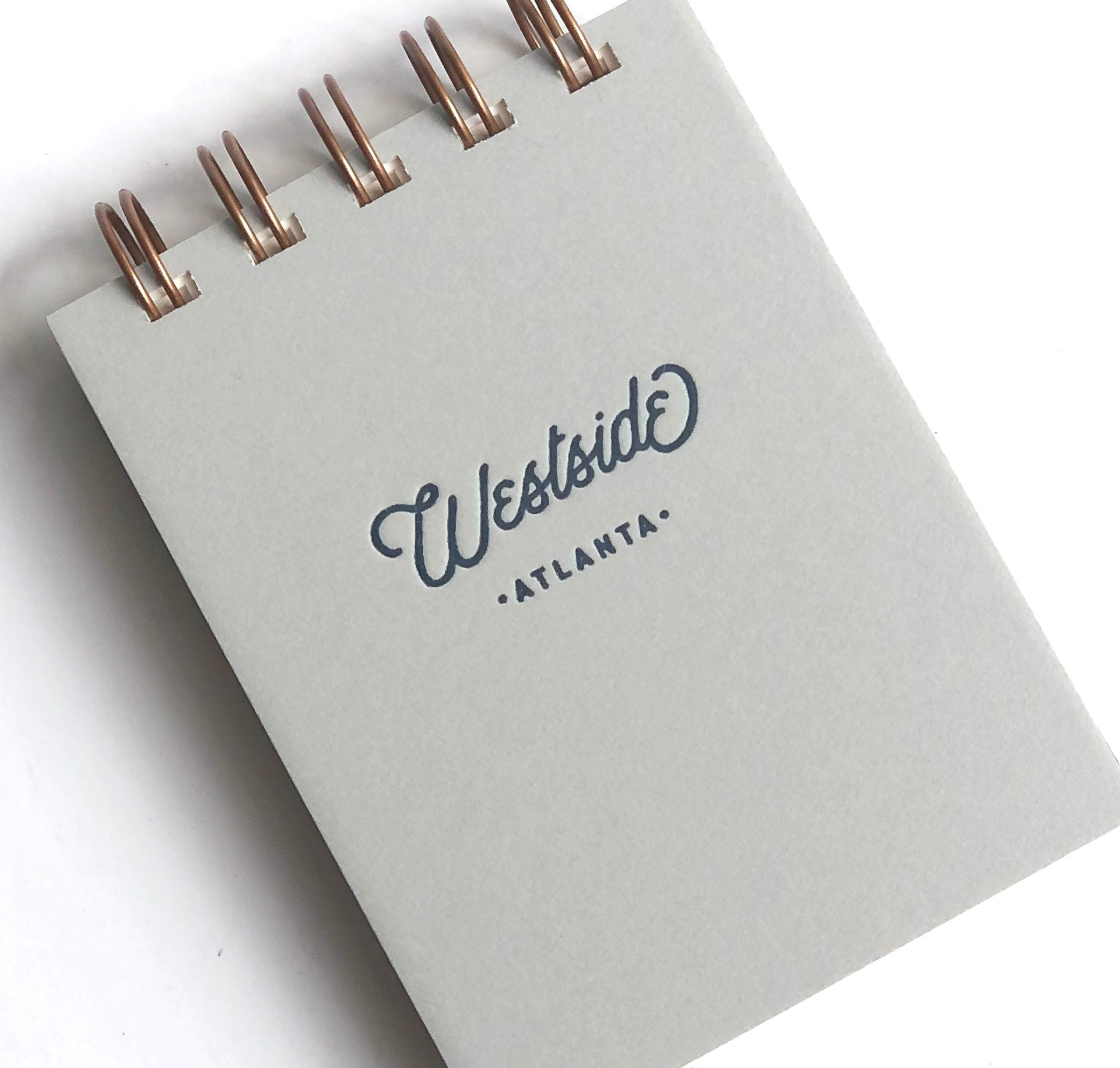 Atlanta Mini Jotter Notebook