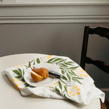 Tuscan Florals Tea Towel