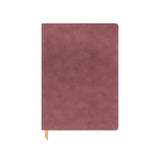 Vegan Suede Journal / Planner