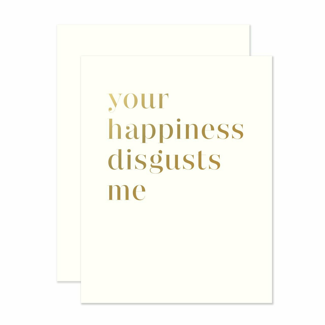 Your Happiness Greeting Card