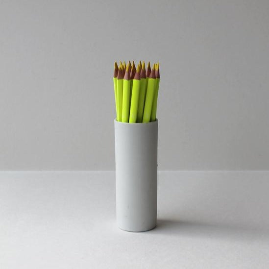 Fluoro-graphite duo-tone pencils available from markandfold.com