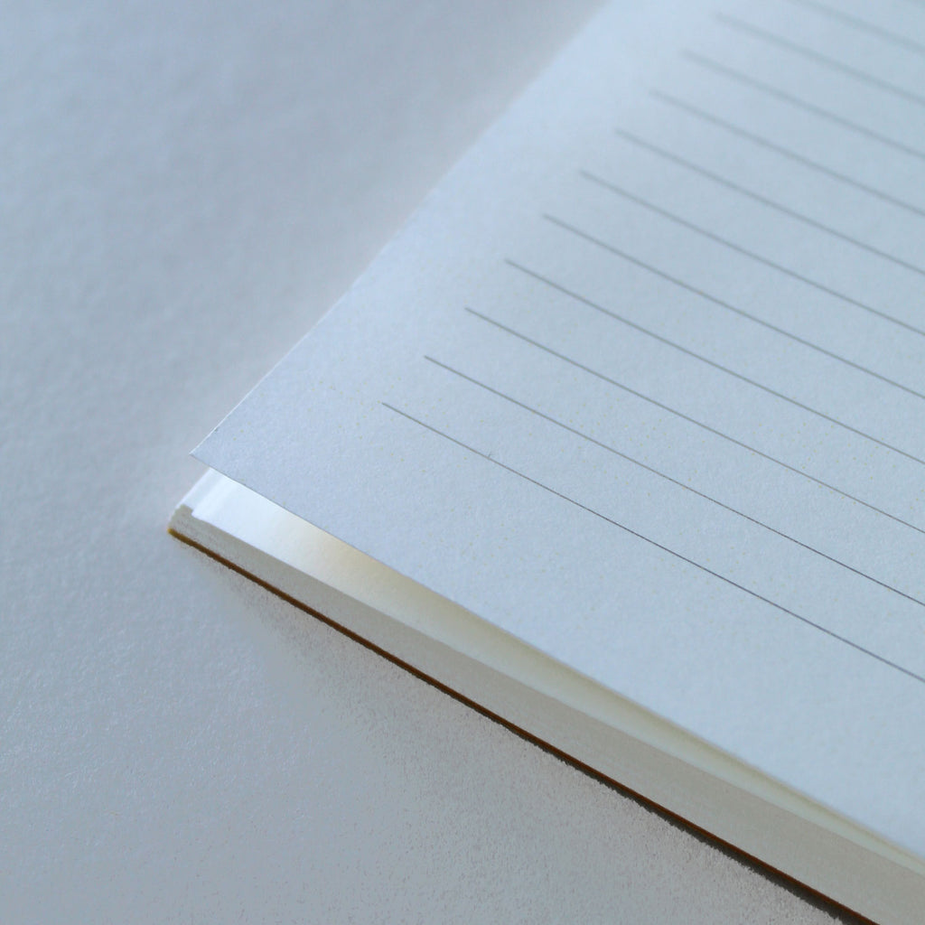 Mark+Fold lined pages, suitable for fountain pen