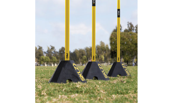 Pro Training Agility Poles (8er Set)