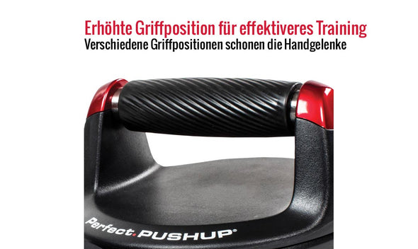Perfect Fitness PushUp V2 PRO Liegestützgriffe