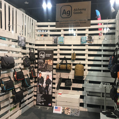 Alchemy Goods Outdoor Retailer Show Recap Video