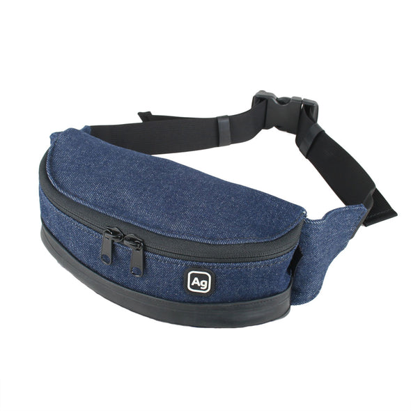 Capital Blue Jean Denim Hip Pack