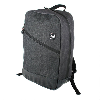 Fremont Salvaged Charcoal Denim Backpack