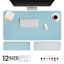 Load image into Gallery viewer, Protective Leather Desk Pad
