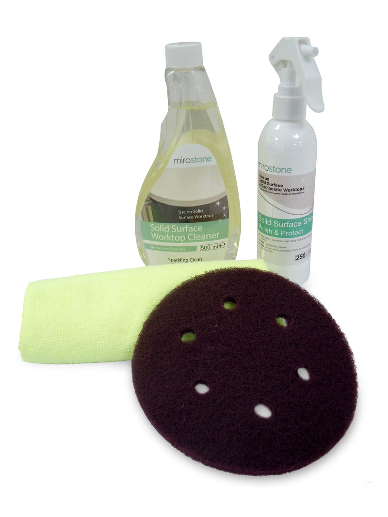 Mirostone Care and Maintenance Kit
