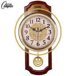 Large Vintage Wall Clock
