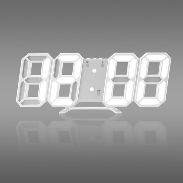 Hot! Time Large LED Digital Wall Clock