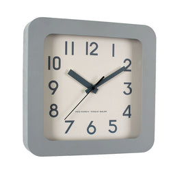 Retro Wall Clock With Chime
