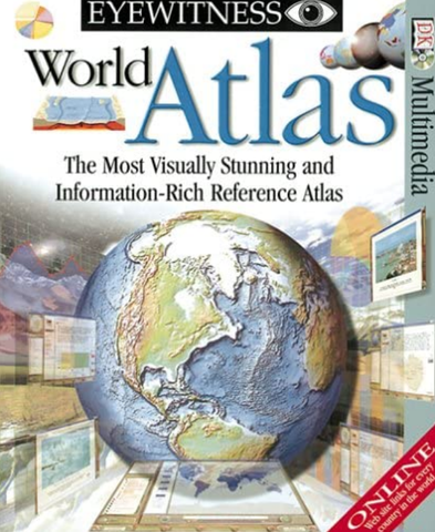 Eyewitness World Atlas