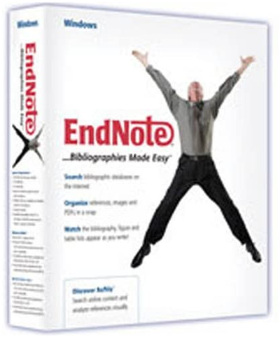 Researchsoft Endnote X Student Edition for Student Use Only