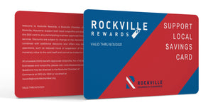 ROCKVILLE REWARDS CARD