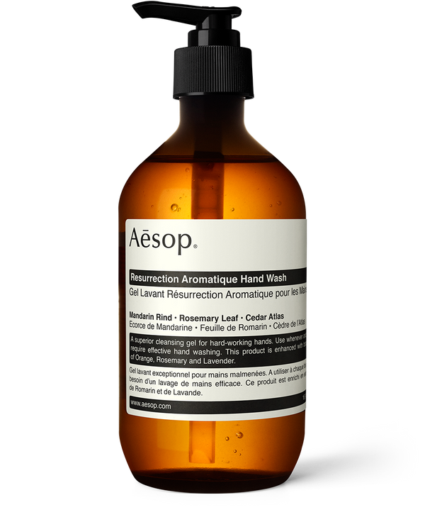 AESOP Resurrection Aromatique Hand Wash (500 mL)