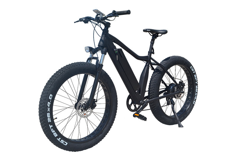 VTUVIA SJ26 Fat Tire Electric Bike