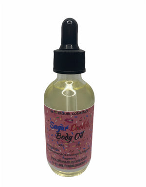 Scented Hydrating Body Oil
