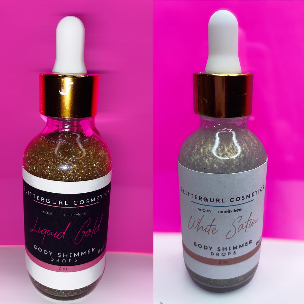 Hydrating Body Shimmer Drops