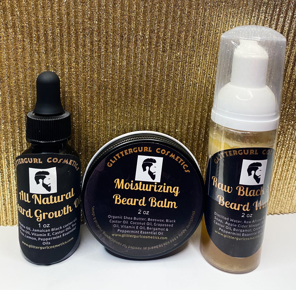 Mens Hair Growth Bundle