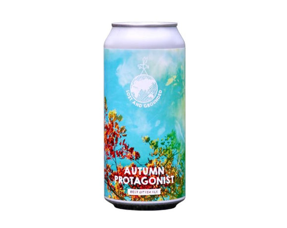 Lost and Grounded - Autumn Protagonist - 4.4%ABV - 440ml Can