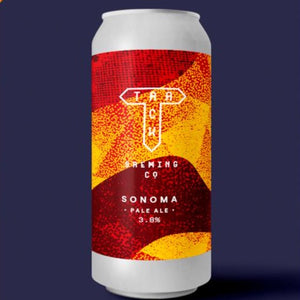 Track Brewing - Sonoma - Pale Ale - 3.8%ABV - 440ml Can
