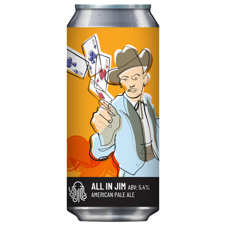 Time and Tide - All in Jim - American Pale Ale -5.4%ABV - 440ml Can