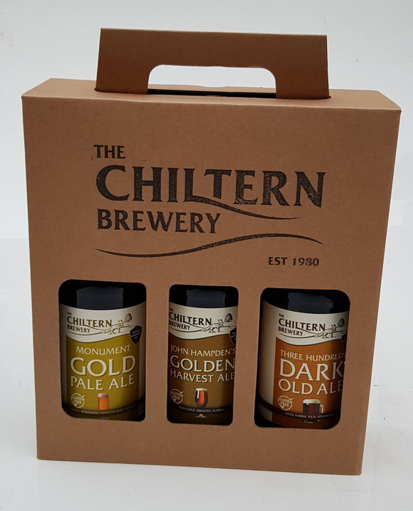 The Chiltern Brewery - Gift Set