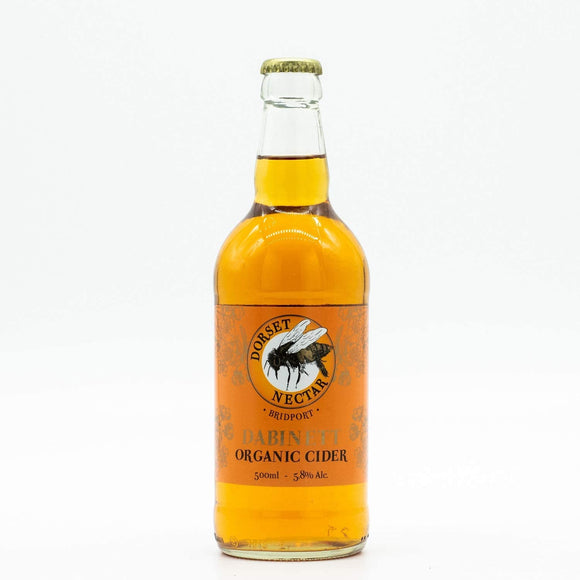 Dorset Nectar - Dabinett Traditional Cider - 5.8%ABV - 500ml Glass Bottle