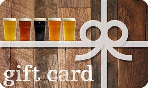 Micro Beer Crate - Digital Gift Card £25/£50/£75/£100