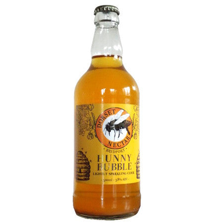 Dorset Nectar - Hunny Bubble Cider - 3.8%ABV - 500ml Glass Bottle