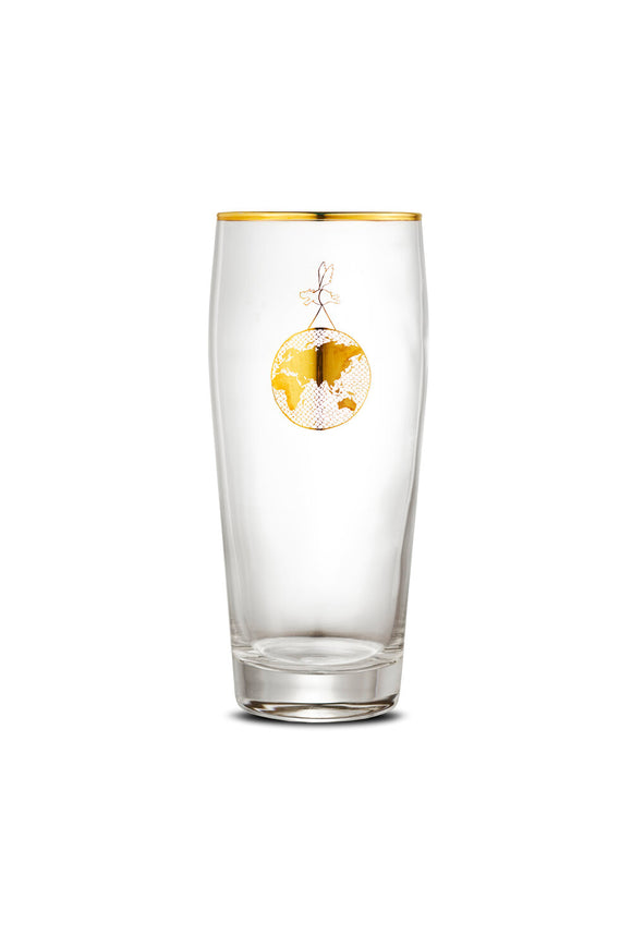 Lost and Grounded - Pint Glass