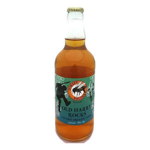 Dorset Nectar - Old Harry Rocks - Vintage Dry Cider - 6%ABV - 500ml Glass Bottle