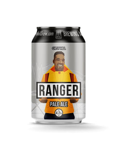 Gipsy Hill - Ranger - Pale Ale - 4.2% ABV - 330ml Can