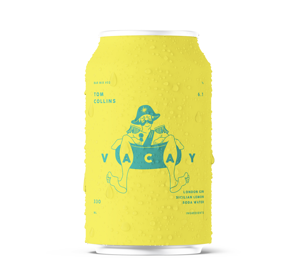 Vacay - Tom Collins - 6.1%ABV - 330ml Can
