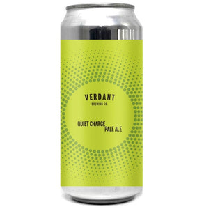 Verdant - Quiet Charge - Pale Ale - 440ml can - 4.5%ABV