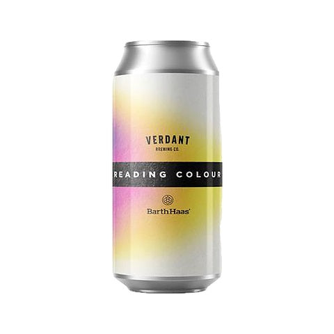 Verdant - Reading Colour - IPA - 6.9%ABV - 440ml Can