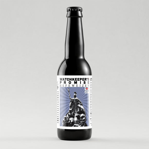 Mad Yank - Watchkeeper's Promise - 2.8%ABV - 330ml Glass Bottle