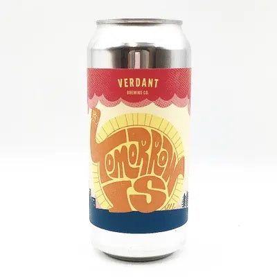 Verdant - Tomorrow Is - Pale Ale - 440ml can - 5.2%ABV