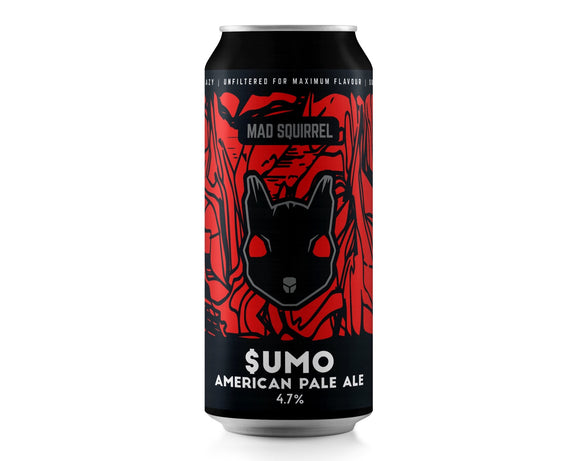Mad Squirrel - $umo American Pale Ale - 440ml can - 4.7%ABV