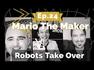 Ep 24 Mario The Maker | The Deceive Reality Podcast
