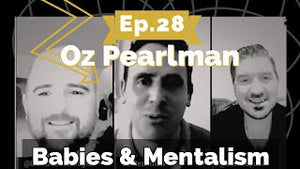 Ep28 Oz Pearlman | The Deceive Reality Podcast