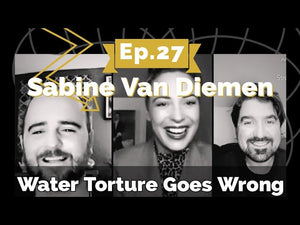 Ep 27 Sabine Van Diemen | The Deceive Reality Podcast