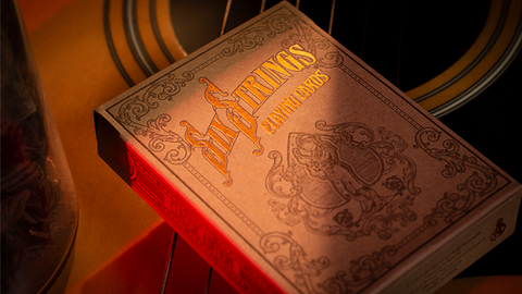 Limited Edition Six Strings Playing Cards