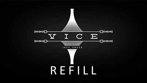 Refill for Vice (25 Units) by Jeff Prace