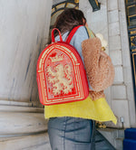 Load image into Gallery viewer, Harry Potter Rucksack - Gryffindor